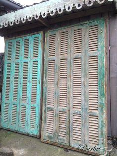 Oude bouwmaterialen - Burbri