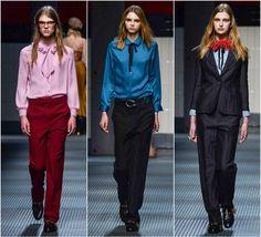 MFW: Gucci Fall 2015 - trends: http://bit.ly/18lCHJU