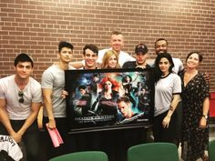 Table Read for Season 2 | Shadowhunters