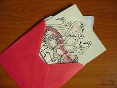 #flamingos #illustration by #dushky