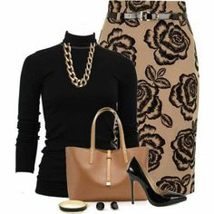 Trendy How To Wear Cute Clothes Outfit Mode Outfits, Casual Outfits, Fashion Outfits, Womens Fashion, Fashion Styles, Stylish Work Outfits, Formal Outfits, Ankara Fashion, Church Outfits