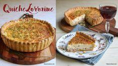 Quiche Lorraine - rețeta tradițională franțuzească de tartă sărată | Savori Urbane Quiche Lorraine, Quiches, Hash Brown Casserole, Muffin, Cheese, Homemade, Cookies, Breakfast, Desserts