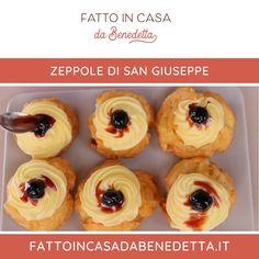 Beignets, Mini Tartlets, Pasta Choux, Biscotti, Korean Street Food, Greek Cooking, Italian Cookies, Food Videos, Italian Recipes