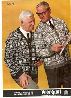 Sandnes Uldvarefabrik A/S. Norwegian Knitting, Color Combinations, Knitwear, Knitting Patterns, Men Casual, Mens Tops, Retro, 2000s, Crochet
