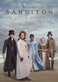 Trailers, images and posters for the British period drama series SANDITON based on Jane Austen's unfinished final novel. Theo James, Sophie Winkleman, Sanditon 2019, Period Drama Series, Andrew Davies, Zone Telechargement, Jane Austen Movies, Tv Series To Watch, Farmhouse