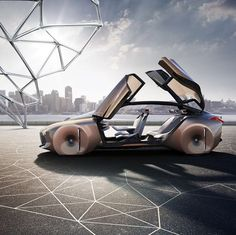 """157 Likes, 1 Comments - INTERSECTION MAGAZIN DE (@intersectionmagazindeutschland) on Instagram: """"The ultimate driving machine? The BMW VISION NEXT 100 #bmw #bmw100th #next100 #future…"""""""