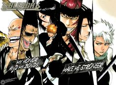 #Bleach #Anime #Manga