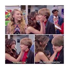 Riley And Farkle, Riley And Lucas, Boy Meets Girl, Girl Meets World, Farkle Minkus, Workout Memes, Disney Shows, Film Quotes, Sabrina Carpenter