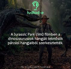 Jurassic World, Jurassic Park, Did You Know, Good To Know, Motivating Quotes, Love Life, True Stories, Knowing You, Funny Pictures