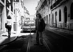 """LISBOA II  Digitita Series Blanco y Negro """"Un  paseo por sus barrios"""""""