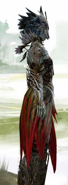 Sylvari Armor - Side 2