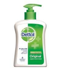 Dettol Original Hand Wash Pump 215 ml Rs.63(15%Off)
