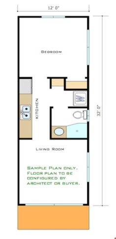 ZipKit Homes. Two of their smallest homes are the Skyline which is 400 square feet and the sleek M.1 which is 384 square feet.