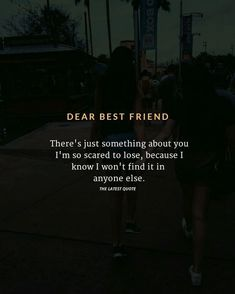 TAG YOUR BESTIE . I just absolutely love yall friends of mine on here. All of y Friendship Quotes Besties Quotes, Happy Quotes, Funny Quotes, Friend Sayings, Best Friend Quotes For Guys, Friend Poems, Just Friends, Bestfrnd Quotes, Best Friend Quotes Meaningful
