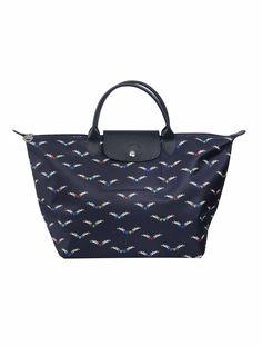 5568f4a4b262 LONGCHAMP LE PLIAGE CHEVAUX AILÉS.  longchamp  bags     Longchamp Le Pliage