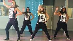 "Dance fitness choreography ""Bruno Mars"" Uptown Funk ""Mark Ronson"" - YouTube"