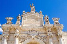 Buongiorno dalla città barocca ...Lecce....#villapatriziasalento