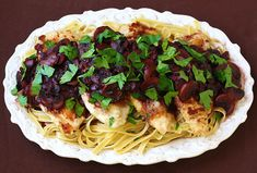 """The best recipe I've found for """"chicken marsala"""" -- and it's yours to enjoy in just 30 minutes! Detailed recipe and photographs included."""