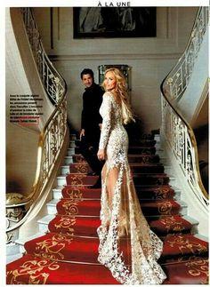 985b05528a Lenyűgöző Esküvői Ruhák, Esküvői Ruhák, Kézimunka, Vőlegények, Stílus,  Haute Couture