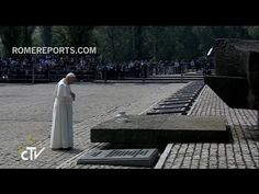 Pope Francis visits Auschwitz: - ROME REPORTS