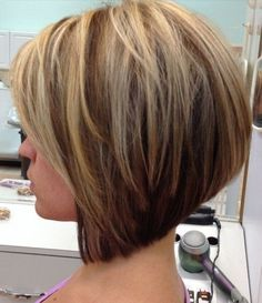 #shorthair #highlights #bob
