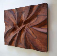 Modern Wood Sculptures and Wall Art by Lutz Hornischer - SPIRIT series — Lutz Art Design art diy art easy art ideas art painted art projects Carved Wood Wall Art, Carved Wood Signs, Wooden Wall Decor, Art Carved, Wooden Wall Art, Wall Wood, Painted Wood, Wall Décor, Wood Carving Designs
