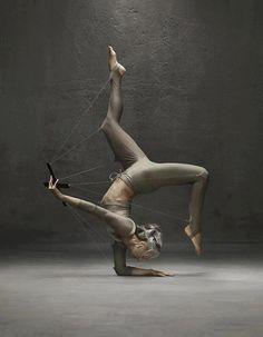 Puppet Master #puppet #acrobatics