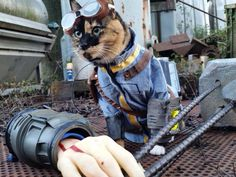 Catmeat #Fallout4 Cosplay