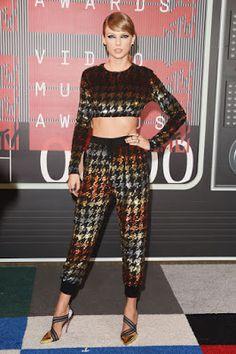 VMA awards 2015 best dressed Taylor Swift