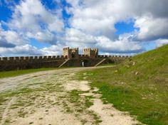 Arraiolos, inside the Castle walls.