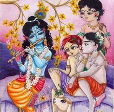 The Vrindavan Boys