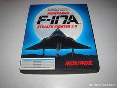 NIGHTHAWK F-117A