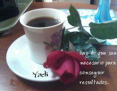 Te invito un café con aroma a PASIÓN... Para que comiences a desatar tu pasión en todas las actividades que realices... Sí,  Alimenta esa pasión absoluta por lo que estás haciendo... ¡Sueña en grande... y Conviértete en un apasionado por la vida!!!