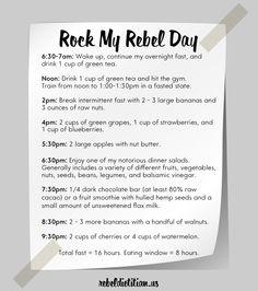 Rock My Rebel Day   Rebel Dietitian, Dana McDonald, RD