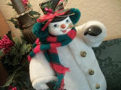 Frosty the Snowman Ornament Tree Topper 9 Figurine by Holiday365, $39.95