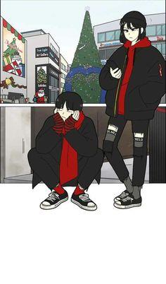 Manga Anime, Anime Art, Cool Anime Guys, Fashion Couple, Dope Art, Webtoon, Manhwa, Cute Couples, Amazing Art