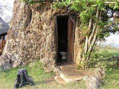 porta no Baobá - Madagascar