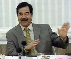 Iraqi President, Saddam Hussein, World History, Joker, Garden, Garten, Lawn And Garden, The Joker, Gardens