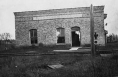 Rockford and Interurban Railway repair barn substation 2 :: Images of Loves Park, Machesney Park and Roscoe