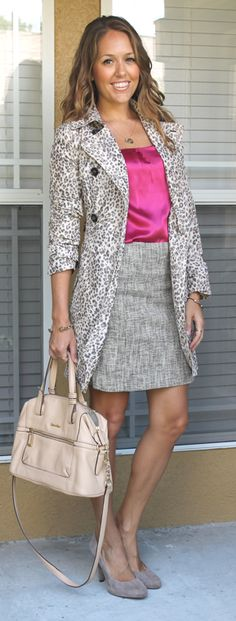 Today's Everyday Fashion: Leopard Layers — J's Everyday Fashion