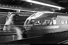 RailPictures.Net Photo: MILW 102 Milwaukee Road Steam 4-6-4 at Chicago, Illinois by Center for Railroad Photography and Art
