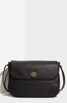 Tory Burch 'Robinson' Leather Crossbody Bag available at #Nordstrom