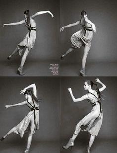 Ballet inspired