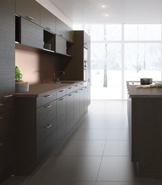 Amfi Eik, Sigdal Kjøkken Kitchen Cabinets, Home Decor, Kitchen Maid Cabinets, Interior Design, Home Interiors, Decoration Home, Kitchen Cupboards, Interior Decorating, Home Improvement