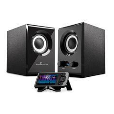 Beats Dynamics - Energy Sistem Loudspeakers 2.0 Energy Acoustics 100 Wood Box, £13.90 (http://www.beatsdynamics.com/energy-sistem-loudspeakers-2-0-energy-acoustics-100-wood-box/)