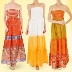 Take a look at the Colorful Look: Prints & Maxi Dresses event on zulily today!