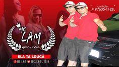 MC LAM - ELA TA LOUCA  ( STUDIO THG   DJ GÁ )