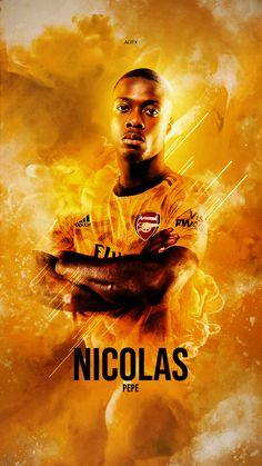 Neymar Football, Arsenal Football, Arsenal Stadium, Football Design, Football Art, Arsenal Fc Players, Logo Arsenal, Aubameyang Arsenal, Arsenal Jersey