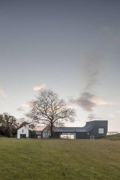 Gallery of House in Ireland / Markus Schietsch Architekten - 1