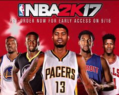 NBA 2K17 Release Date & Update: 5 Things Players Should Look Forward To…